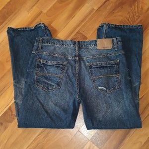 804c8184a82 Aeropostale Jeans | Distressed Patched 30 X 30 | Poshmark